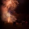 Beech Fireworks 1 © Steve Gregory 2014