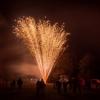 Beech Fireworks 2 © Steve Gregory 2014