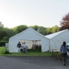 Summer's here... the marquees are up!