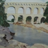 Roman Bridge, South of France © Ann Bishton 2012