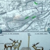 Map of Chawton Park Wood