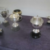 The trophies waiting to be claimed
