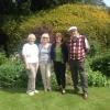 BGs in the garden