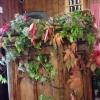 Anna's pulpit decoration