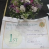 Floral Art Miniatures winner