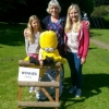 Team Charman - winners of the Scarecrow Competition