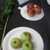 Group of three Apples