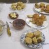 15 Ladies' fruit scones