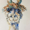 Camel (watercolour) by Sonia Hennelly 2016
