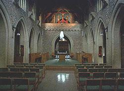 Inside Alton Abbey
