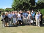 Visit to Weir House, Alresford
