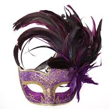 mask purple