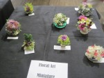 Miniature Flower  Arrangements