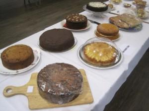 Man-made Cakes