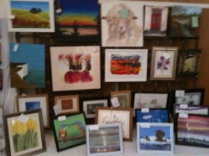 Beech Art Group stall