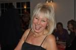 Helen Lamb having fun - as usual