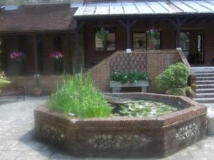 Cloister garden 2