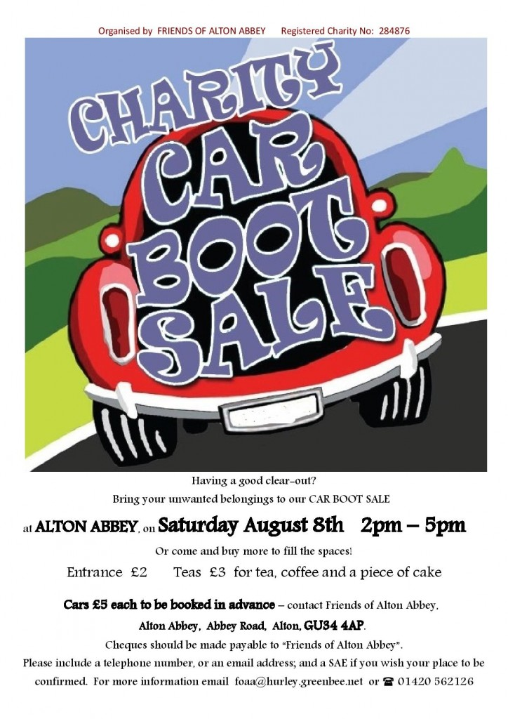 Car Boot Sale poster-page-001