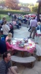 Record turnout for July Social