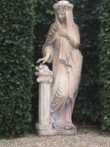 The Goddess Vesta