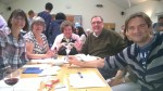 Renee's Runners make it a close finish at Village Quiz Night!