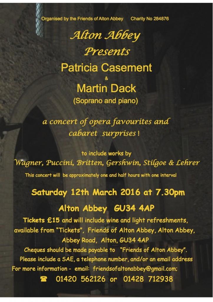 Abbey Concert A5