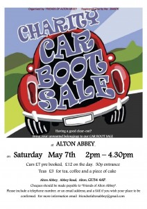 Car Boot Sale 16 poster