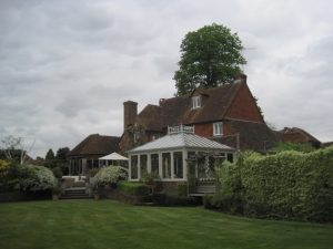 The House at Tilford Gardens